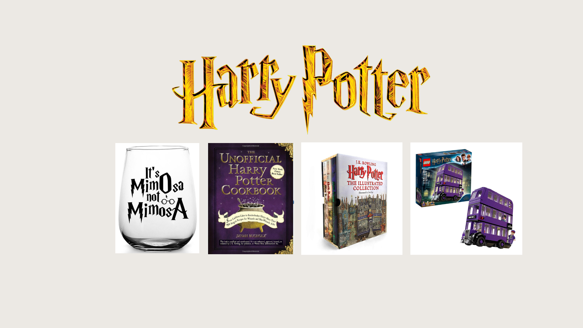 Gift Guide: 10 Harry Potter gifts for your fav wizard! - By ...